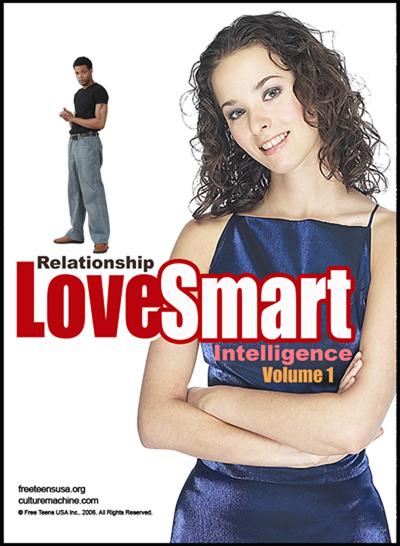 "LoveSmart DVD Volume 1 - Love Smarts - Be ""Love Smart"" in a love-challenged world!"