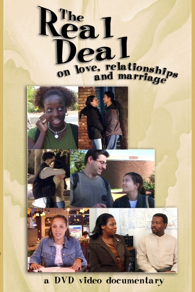 "The Real Deal DVD - Love Smarts - Be ""Love Smart"" in a love-challenged world!"